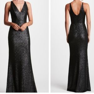 Dress The Population | Harper Sequin Mermaid Gown